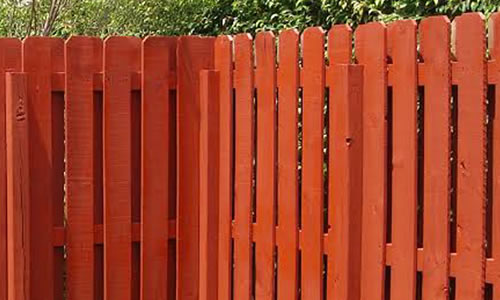 Fence Painting in Grand Rapids MI Fence Services in Grand Rapids MI Exterior Painting in Grand Rapids MI